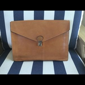 Vintage handmade envelope bag